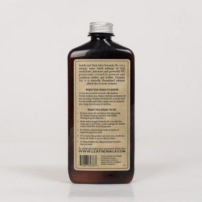 Chamberlain's Leather Milk No. 8 - Premium Saddle Conditioner