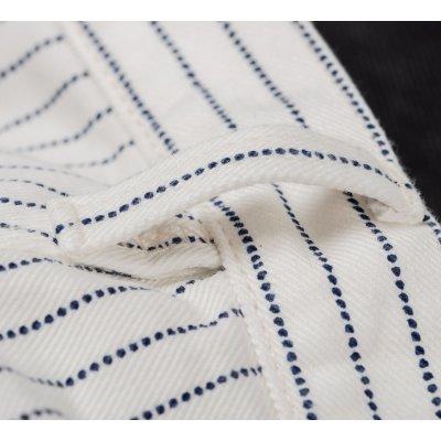 Wabash Painter's Shorts in White