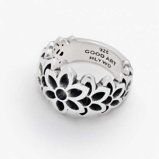 GOOD ART HLYWD Frida Ring - Sterling Silver