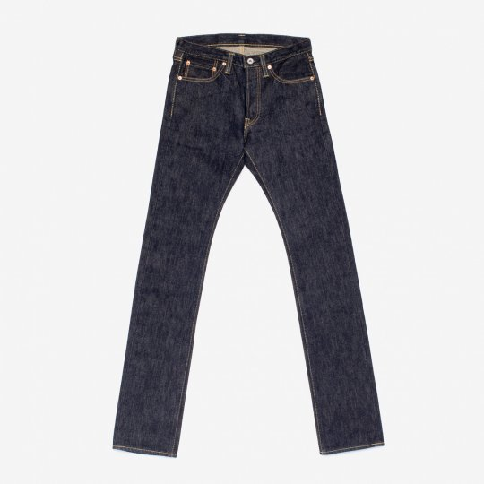 Indigo 21oz Selvedge Denim Super Slim
