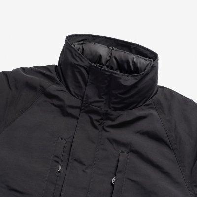 PrimaLoft® x eVent® Mountain Jacket - Black